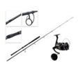 Stickbaiting & Popper Rod & Reel Combo