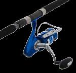 Stickbaiting & Popper Rod & Reel Combo