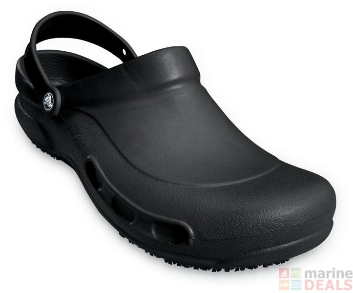 cef120ff3384 Buy Crocs Bistro Clogs Black online at Marine-Deals.co.nz
