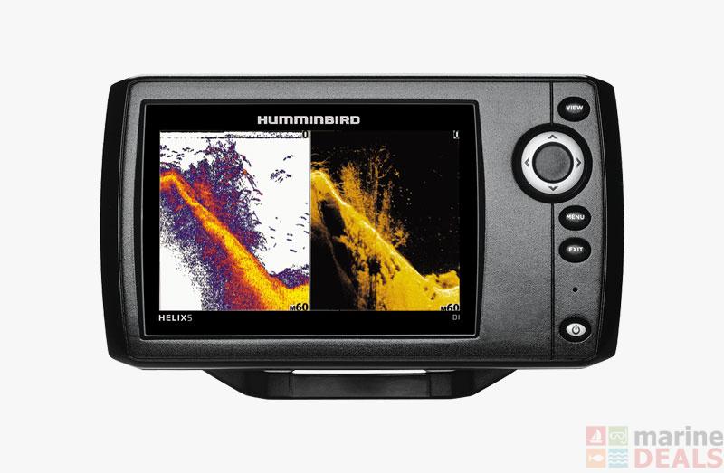 Humminbird Helix 5 DI G2 Fishfinder