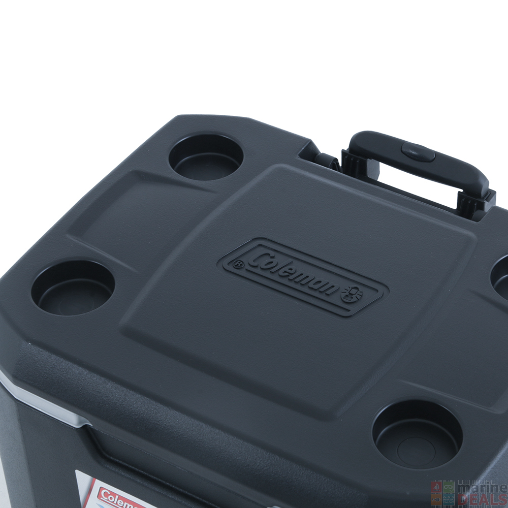 Buy Coleman Xtreme Wheeled Chilly Bin Cooler 47l Black