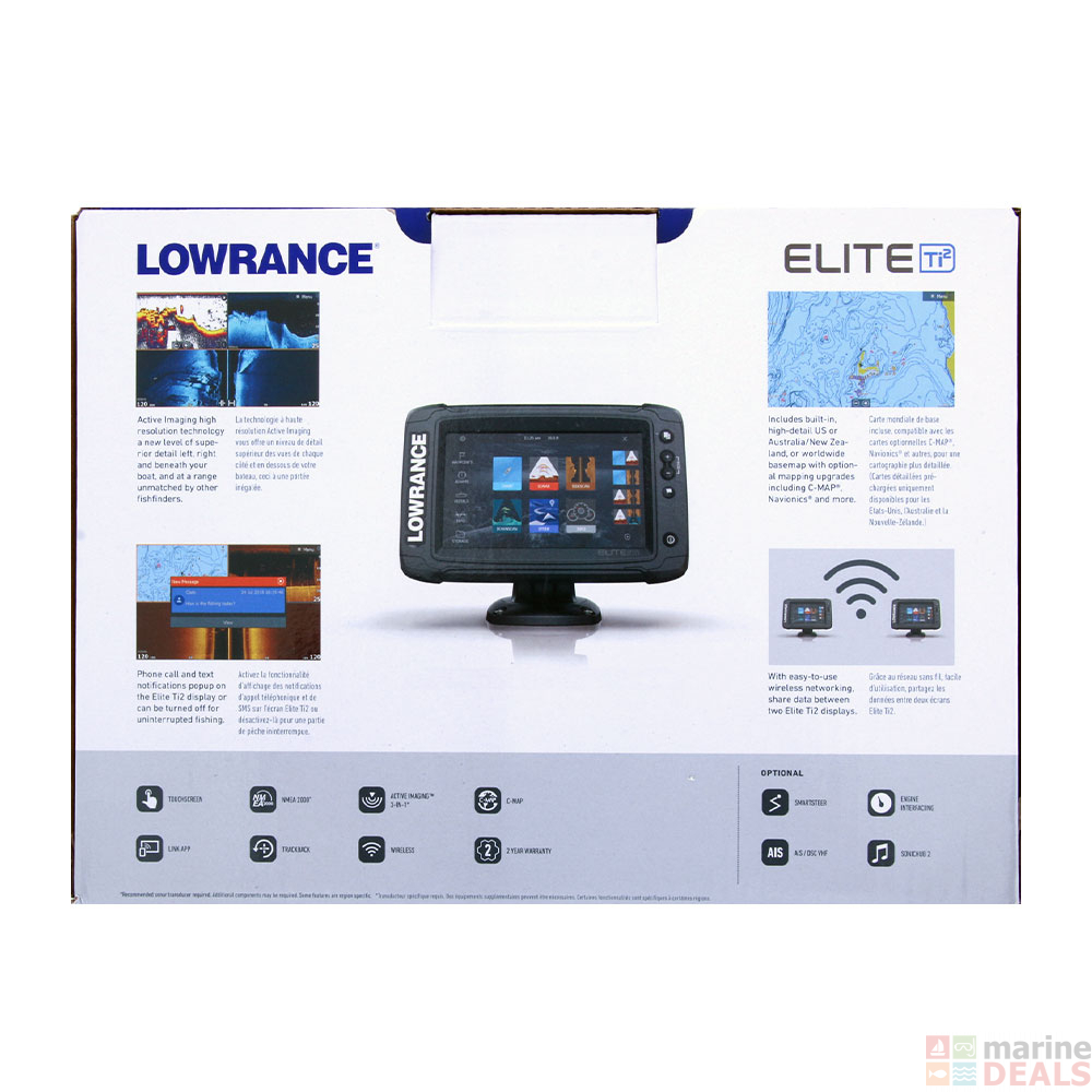 Lowrance Hook Software Update
