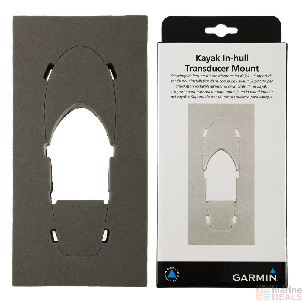Garmin Kayak In-Hull Transducer Mount