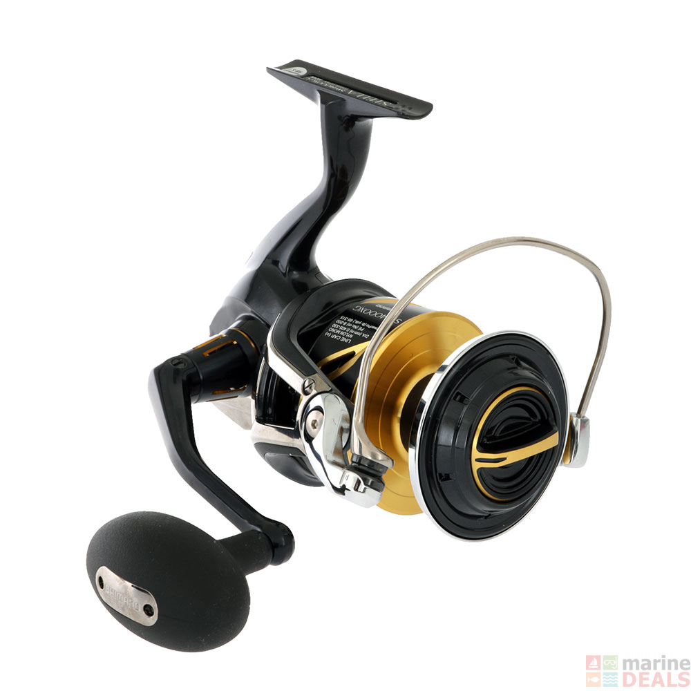 87c6e29cb58 Buy Shimano Stella SW 14000 XG Spinning Reel online at Marine-Deals ...