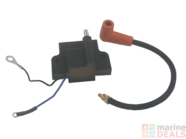 Sierra 18-5193 Marine Ignition Coil for Johnson/Evinrude Outboard Motor