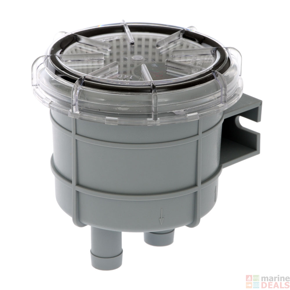 Vetus Cooling Water Strainer Type 140-13mm Hose Connection