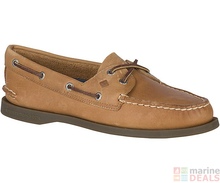 894c15ec7d67 Buy Sperry Womens Authentic Original 2-Eye Boat Shoes Sahara Leather ...