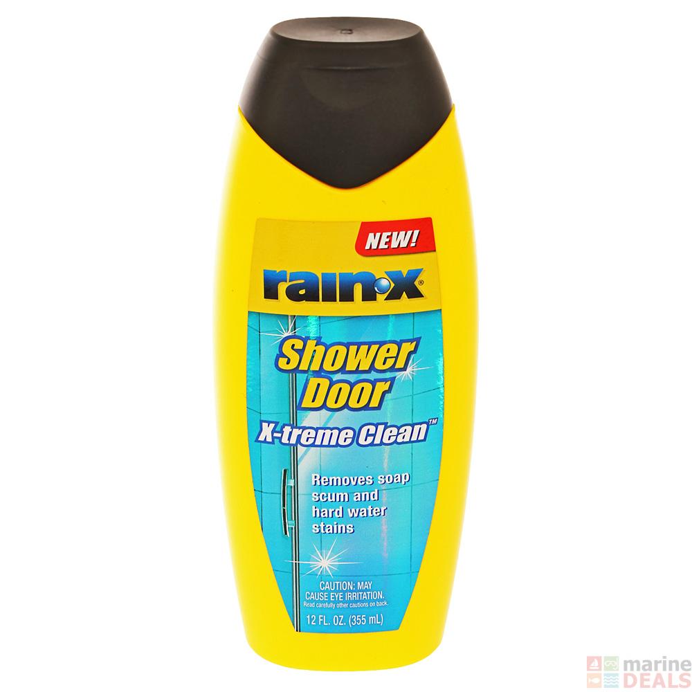 Buy Rain X Shower Door Extreme Clean 354ml Online At