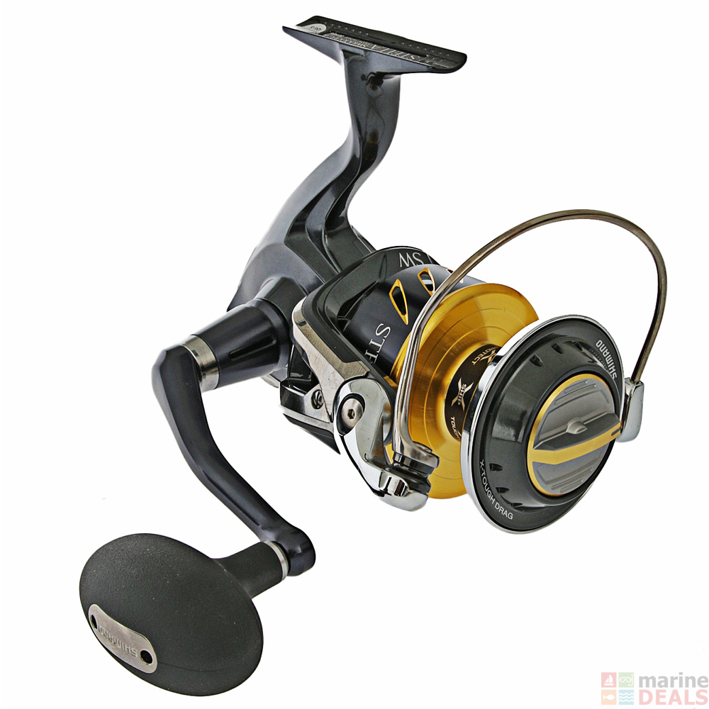 Buy Shimano Stella 10000 SWB PG Spinning Reel online at Marine-Deals