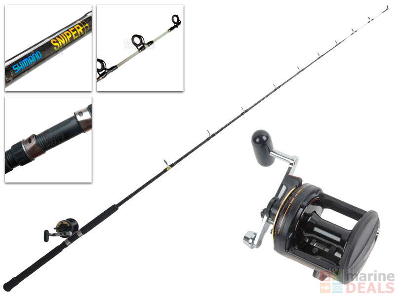 ebd03e9755b Buy Shimano TLD 15 and Sniper Boat Combo 7ft 10-15kg online at ...