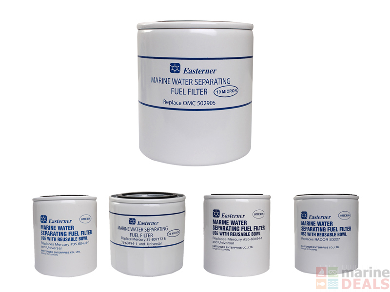 Replacement Fuel Filter Cartridges
