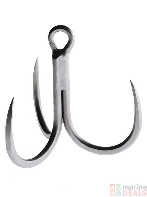 Buy BKK GT Rex Barbless Treble Hook online at Marine-Deals co nz