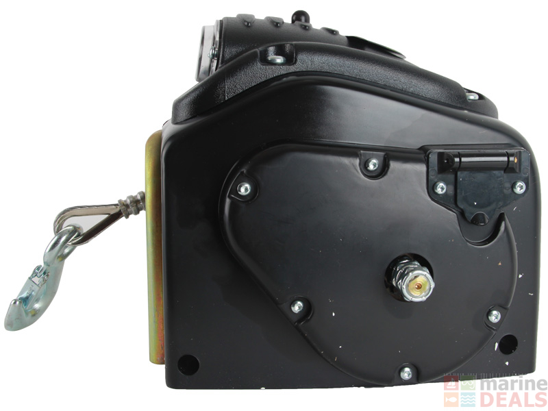 Buy Powerwinch RC30 Electric Trailer Winch 12v 11500lb ... on radio harness, cable harness, engine harness, electrical harness, nakamichi harness, oxygen sensor extension harness, suspension harness, fall protection harness, pony harness, dog harness, safety harness, pet harness, maxi-seal harness, obd0 to obd1 conversion harness, battery harness, amp bypass harness, alpine stereo harness,