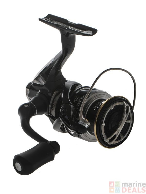 Buy Shimano Sustain 2500FI HG and G.Loomis Light Spinning Combo 7ft