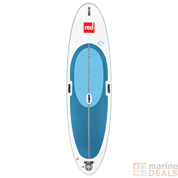 Red Paddle Co WindSURF Inflatable Stand Up Paddle Board 10ft 7in