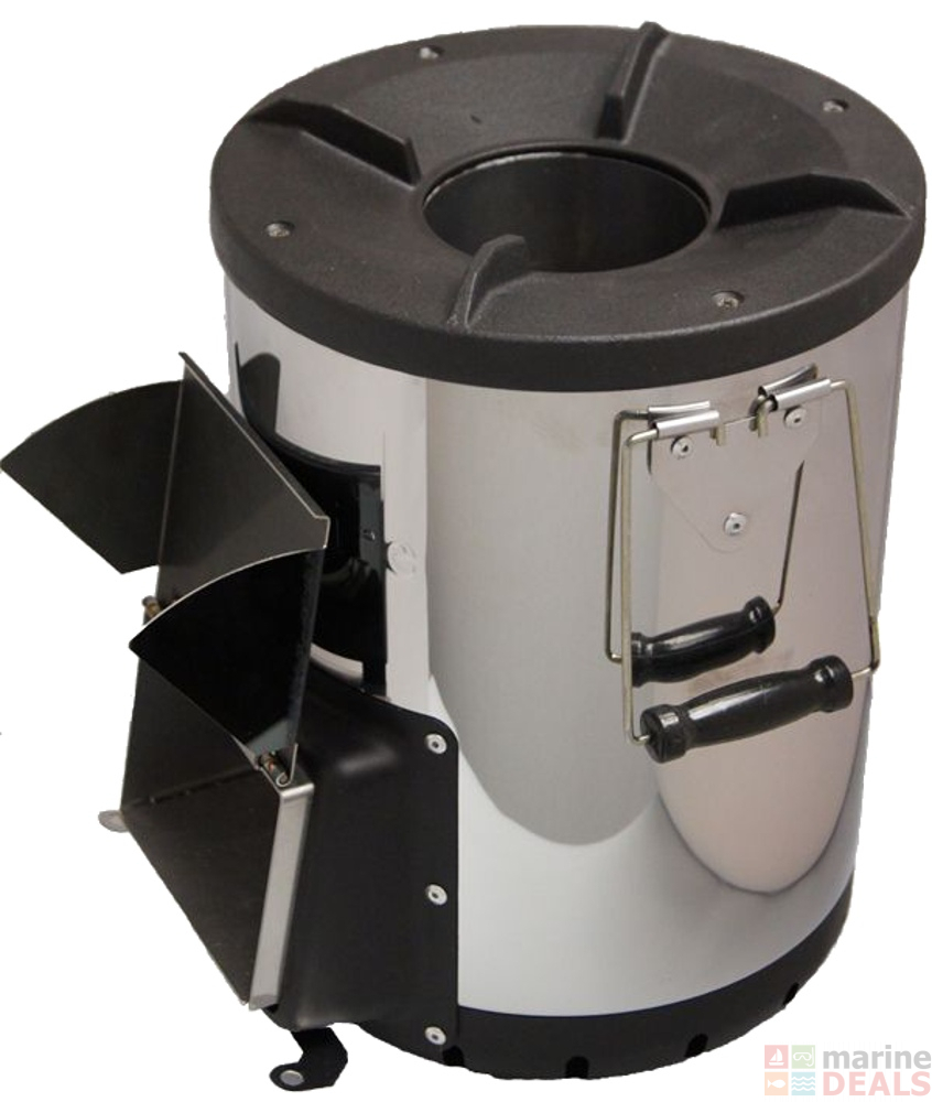 Buy Challenger Portable Wood Burning Stove online at Marine