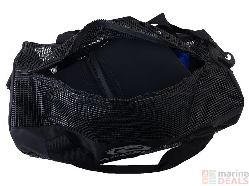 Buy aropec dive gear bag with draining mesh online at for Dive gear bag