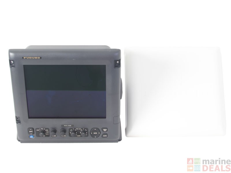 Buy furuno fcv 1150 12 1 39 39 colour lcd fishfinder 1 to 3 kw for Used fish finders on ebay