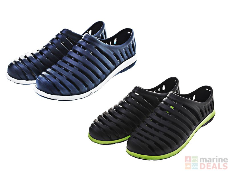 Buy kiwi fishing mens boat shoes online at marine for Fishing shoes for the boat