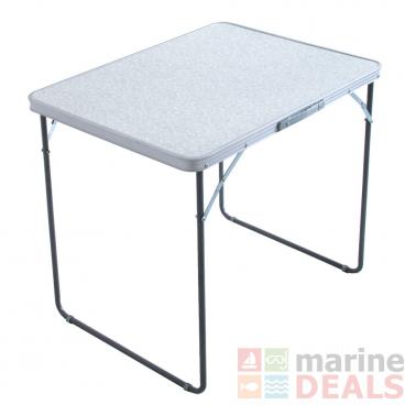 Folding Camp Table 79 x 59 x 65cm