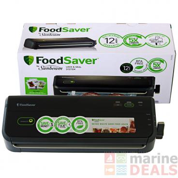 FoodSaver VS4500 Lock and Seal Vacuum Sealer