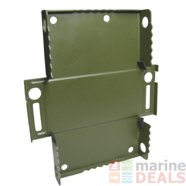 Security Bracket for Motion Activated Outdoor Camera
