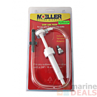 Moeller Gear Lube Pump