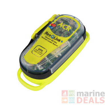 ACR ResQLink Plus Floating PLB with GPS