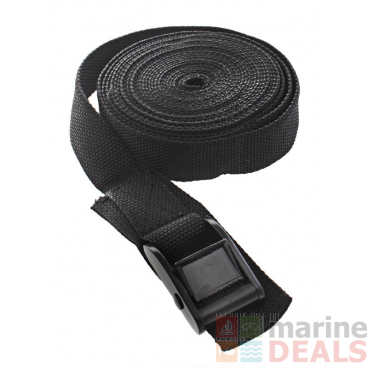 Kayak Rack Strap with Buckle 4.8m