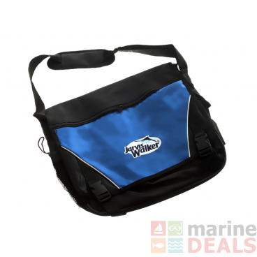 Jarvis Walker Soft Lure Fishing Bag with Phone and Bottle Holder