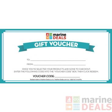 Marine Deals Custom Value eVoucher