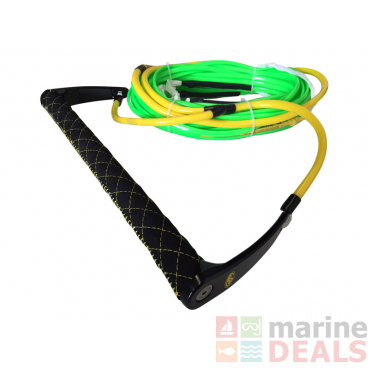 Ron Marks String Bean 3 Loop Pro Rider Wake Rope 24.5m