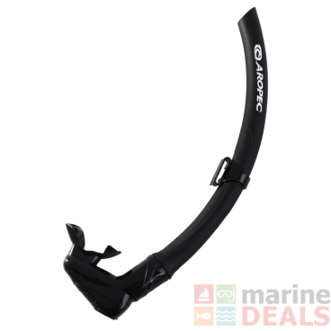 Aropec Serpent-V Spearfishing Snorkel with Purge
