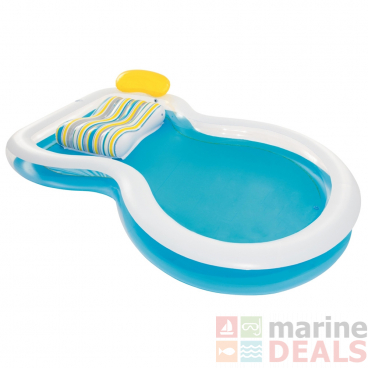 Bestway Staycation Paddling Pool with Seat