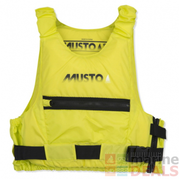 Musto Championship Buoyancy Aid Black Size Junior Large-Small