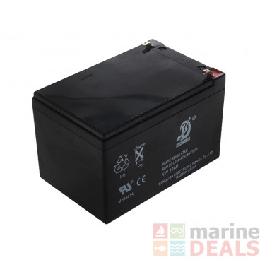 Sealed Lead Acid Battery 12v 12ah