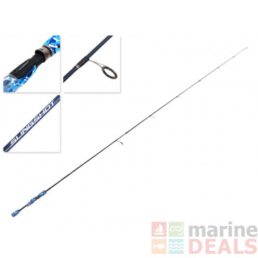 Shakespeare Slingshot Engage SSESP662XL Spinning Rod 6ft 6in 1-3kg 2pc