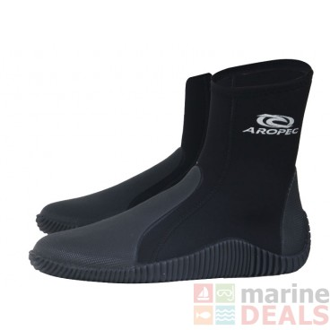 Aropec Neoprene Zipper Dive Boots 5mm