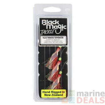 Black Magic Tarakihi Flasher Rig