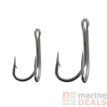 Mustad 7982HS Double Stainless Hook
