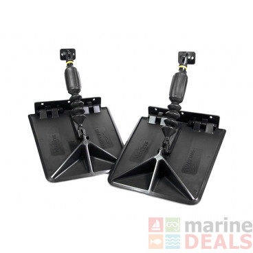 Nauticus SX Series Smart Trim Tabs for Trailer Boats