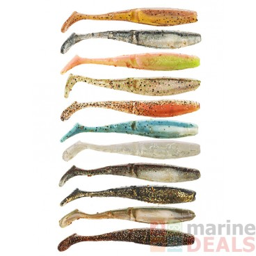 Z-Man PaddlerZ Scented Soft Bait 4''