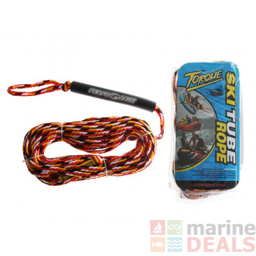 Ron Marks Ski Tube 10mm Tow Rope 1000kg 17m