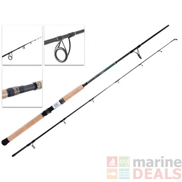 Shimano Catana Kayak Soft Bait Rod 6ft 3in 5-8kg 2pc
