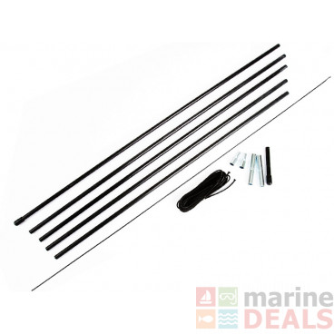 Coleman Fibreglass Tent Pole Repair Kit 7.9mm  sc 1 st  Marine Deals : tent pole repair - memphite.com
