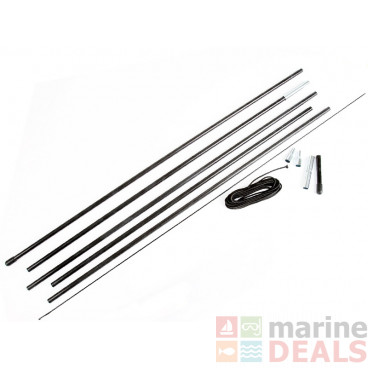 Coleman Fibreglass Tent Pole Repair Kit 9.5mm  sc 1 st  Marine Deals & Buy Coleman Fibreglass Tent Pole Repair Kit 9.5mm online at Marine ...