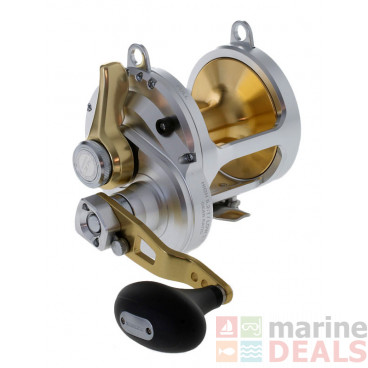 Shimano Talica 25 2-Speed and Tiagra Ultra Stand-Up Game Combo 5'4'' 50lb