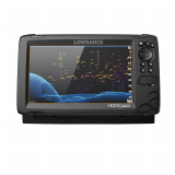 Lowrance HOOK Reveal 9 GPS/Fishfinder NZ/AU with 50/200 HDI Transducer