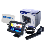 Lowrance Elite-7 Ti GPS/Fishfinder C-MAP NZ/AU TotalScan Package