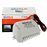 Seaflo 03 Series Float Switch with Protective Filter 25A